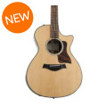 Taylor Grand Concert Custom Macassar Ebony - Natural