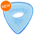 Gravity Picks Classic - Big Mini, 2mm, w/Elipse-hole GripClassic - Big Mini, 2mm, w/Elipse-hole Grip