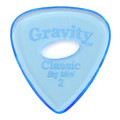 Gravity Picks Classic - Big Mini, 2mm, w/Elipse-hole Grip
