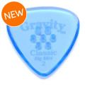 Gravity Picks Classic - Big Mini, 2mm, w/Multi-hole GripClassic - Big Mini, 2mm, w/Multi-hole Grip