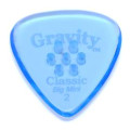 Gravity Picks Classic - Big Mini, 2mm, w/Multi-hole Grip