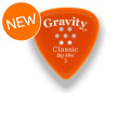 Gravity Picks Classic - Big Mini, 3mm, w/Multi-hole GripClassic - Big Mini, 3mm, w/Multi-hole Grip