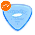Gravity Picks Classic - Mini, 2mm, w/Elipse-hole Grip