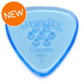 Gravity Picks Classic - Mini, 2mm, w/Multi-hole GripClassic - Mini, 2mm, w/Multi-hole Grip