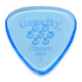 Gravity Picks Classic - Mini, 2mm, w/Multi-hole Grip