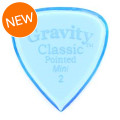 Gravity Picks Classic Pointed - Mini, 2mmClassic Pointed - Mini, 2mm