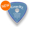 Gravity Picks Classic Pointed - Standard, 2mm, w/Round-hole GripClassic Pointed - Standard, 2mm, w/Round-hole Grip