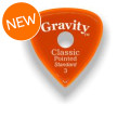 Gravity Picks Classic Pointed - Standard, 3mm, w/Round-hole GripClassic Pointed - Standard, 3mm, w/Round-hole Grip