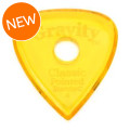 Gravity Picks Classic Pointed - Standard, 4mm, w/Round-hole GripClassic Pointed - Standard, 4mm, w/Round-hole Grip