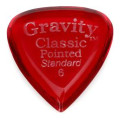 Gravity Picks Classic Pointed - Standard, 6mm