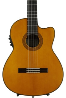 Yamaha GCX122MSC - Spruce Top