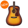 Guild D-40E - Antique BurstD-40E - Antique Burst