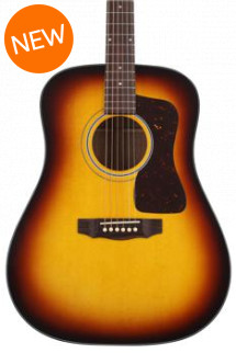 Guild D-40 Traditional - Antique Burst