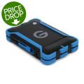 G-Technology G-Drive ev ATC Thunderbolt 1TB Rugged Portable Hard Drive w/ All-Terrain Case