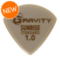Gravity Picks Gold Sunrise - Standard Size, 1mmGold Sunrise - Standard Size, 1mm