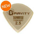 Gravity Picks Gold Sunrise - Standard Size, 2.5mm