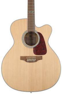 Takamine GJ72CE-12 12-string - Natural