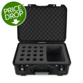 Gator GM-16-MIC-WP - Waterproof mic case-16 mics