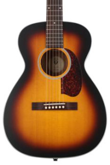 Guild M-40E Troubadour - Antique Burst