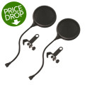 Gator GM-Pop Filter 2-pack - Pop Filter