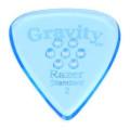 Gravity Picks Razer - Standard Size, 2mm, w/Multi-hole Grip