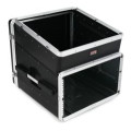 Gator GRC-10X6 - 10U Top, 6U Side Console Audio RackGRC-10X6 - 10U Top, 6U Side Console Audio Rack