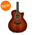 Taylor Grand Symphony Custom AA Koa - Shaded EdgeburstGrand Symphony Custom AA Koa - Shaded Edgeburst