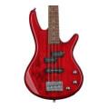 Ibanez GSRM20TR miKro - Transparent RedGSRM20TR miKro - Transparent Red