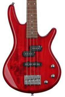Ibanez GSRM20TR miKro - Transparent Red