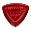 Gravity Picks Striker - Standard, 6mm, Polished