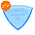 Gravity Picks Stealth - Mini, 2mmStealth - Mini, 2mm