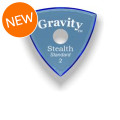 Gravity Picks Stealth - Standard, 2mm, Round HoleStealth - Standard, 2mm, Round Hole