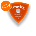 Gravity Picks Stealth - Standard, 3mm, Round HoleStealth - Standard, 3mm, Round Hole