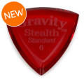 Gravity Picks Stealth - Standard, 6mmStealth - Standard, 6mm
