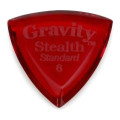 Gravity Picks Stealth - Standard, 6mm