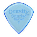 Gravity Picks Sunrise - Standard Size, 2mm, Polished