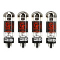 Groove Tubes GT-6L6S Select Power Tubes - Medium Quartet