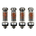 Groove Tubes GT-EL34M Mullard Power Tubes - Medium Quartet