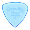 Gravity Picks Tripp - Standard Size, 2mm, Polished