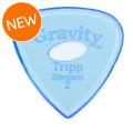 Gravity Picks Tripp - Standard, Elipse Grip, 2mm