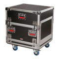 Gator 14U Over 6U Rack case w/Casters14U Over 6U Rack case w/Casters