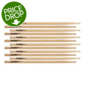 Goodwood US Hickory Drumsticks - 6 Pair - 5A Wood TipUS Hickory Drumsticks - 6 Pair - 5A Wood Tip