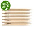 Goodwood US Hickory Drumsticks - 6 Pair - 7A - Nylon TipUS Hickory Drumsticks - 6 Pair - 7A - Nylon Tip