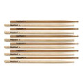 Goodwood US Hickory Drumsticks - 6 Pair - 7A Wood Tip