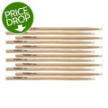 Goodwood US Hickory Drumsticks - 6 Pair - Rock - Nylon TipUS Hickory Drumsticks - 6 Pair - Rock - Nylon Tip