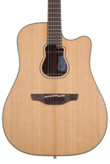Takamine Garth Brooks Dreadnought Acoustic/Electric w/Cutaway, Natural