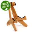 Fender Jackknife Wood Guitar Stand - NaturalJackknife Wood Guitar Stand - Natural
