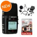 Zoom H2n Handy Recorder BundleH2n Handy Recorder Bundle