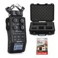 Zoom H6 Handy Recorder (Gator Case and Sandisk SD Card Bundle)