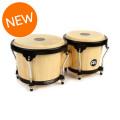Meinl Percussion Headliner Series Wood Bongos - Natural